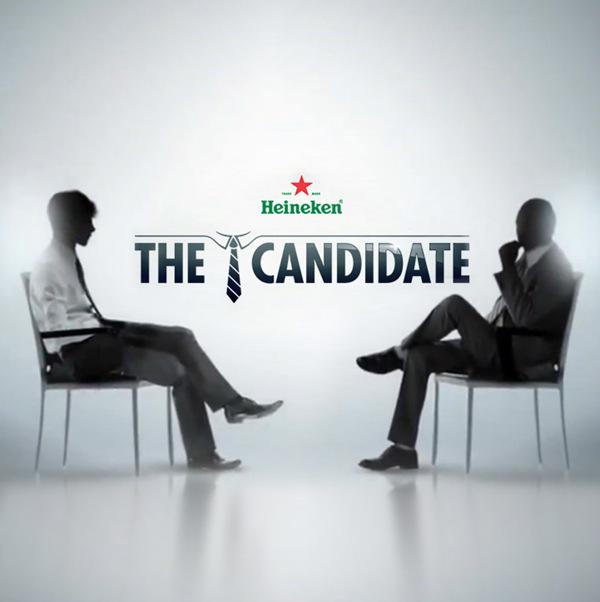 heineken the candidate