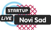 startup live novi sad logo
