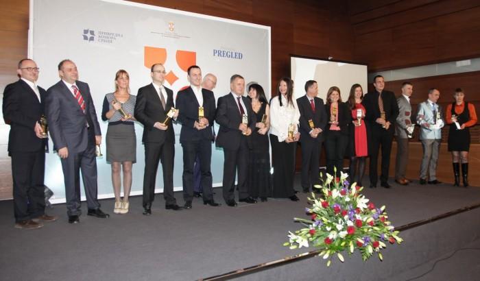 Najbolje iz Srbije 2012