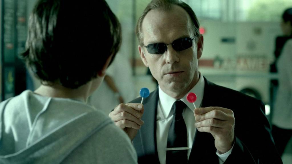 Agent Smith Matrix GE