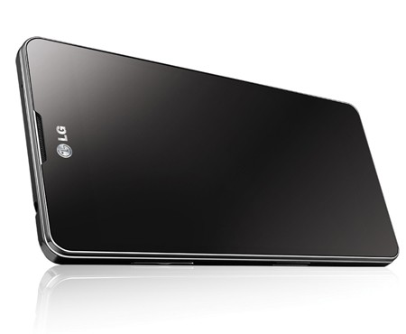 LG optimus G black