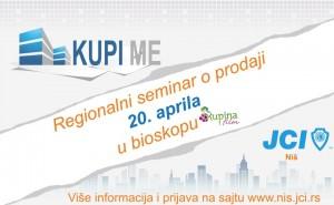 Seminar Kupi me @ Bioskop Kupina