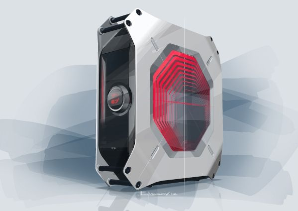 Gaming PC for AS Rock BMW 3