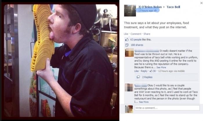 Taco Bell PR crisis