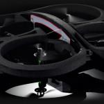 AR Drone black