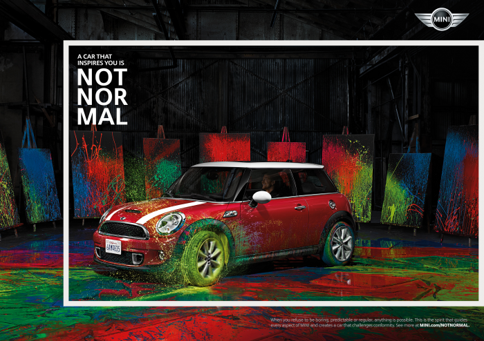 MINI NOT NORMAL 2