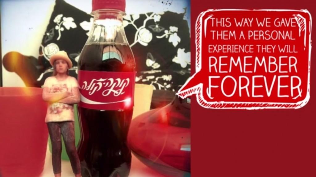 Coca-Cola Mini Me boce