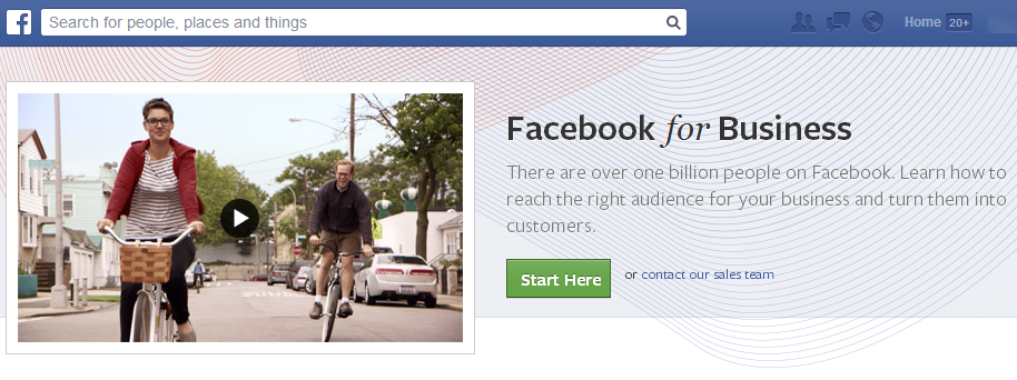 Facebook for Business Ads