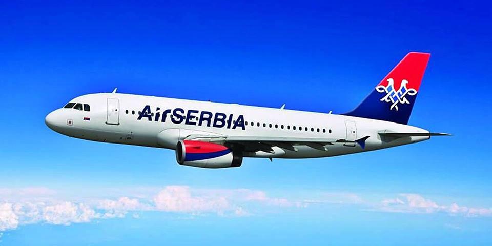 air serbia cover