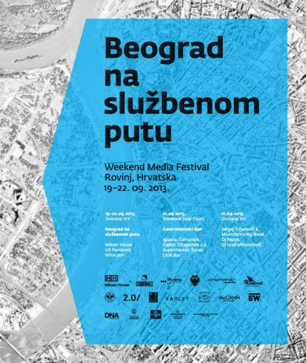 Beograd na sluzbenom putu WMF 2013