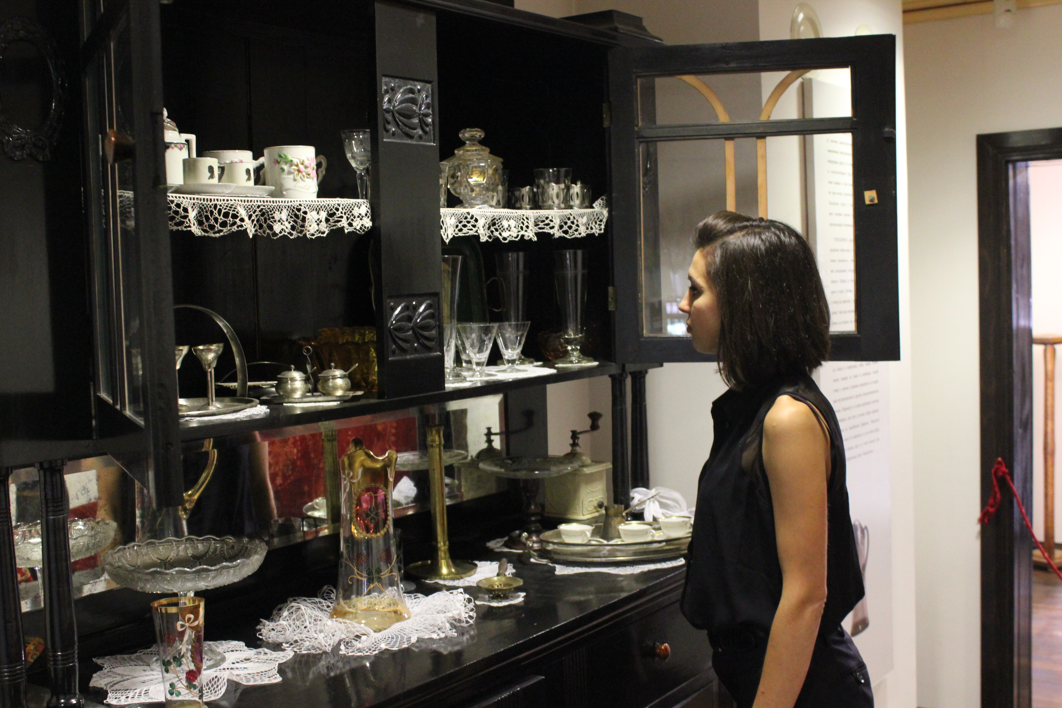 Tina Kaplani Muzeji Rade