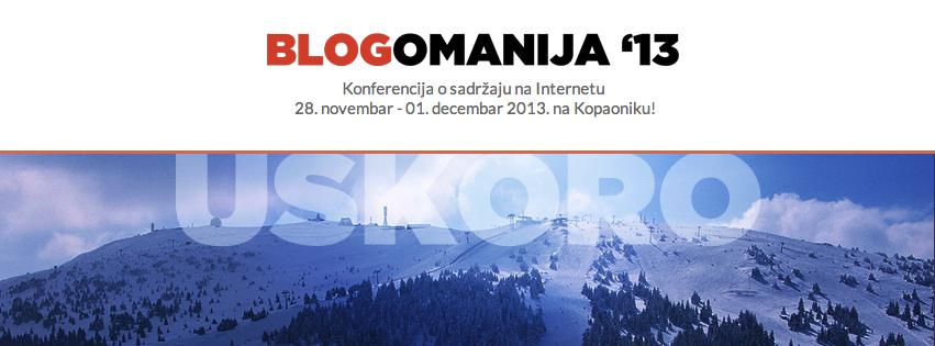blogomanija 2013