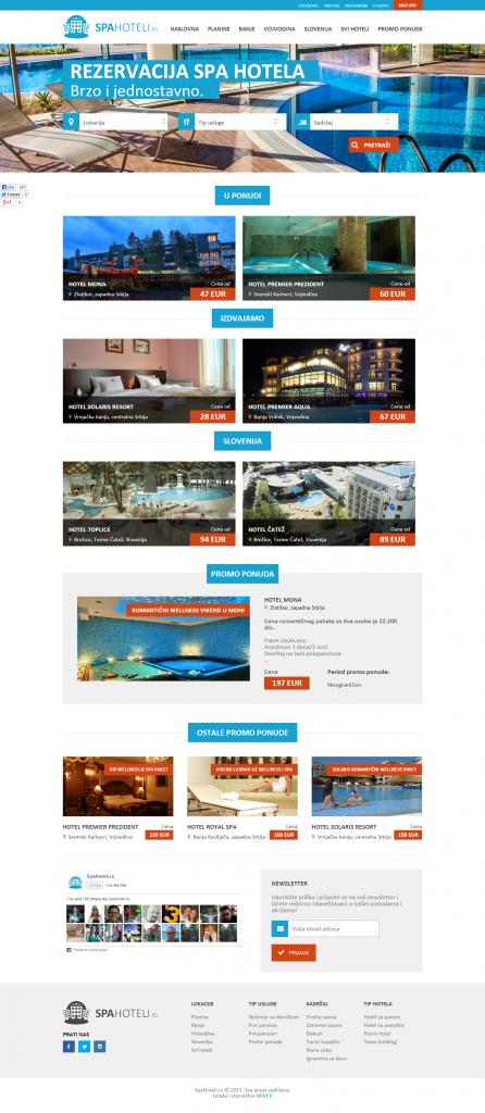 Spa hoteli   online rezervacija wellness i spa hotela