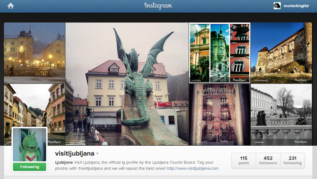 visitljubljana-on-Instagram