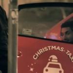 coca cola christmas taxi italy rome