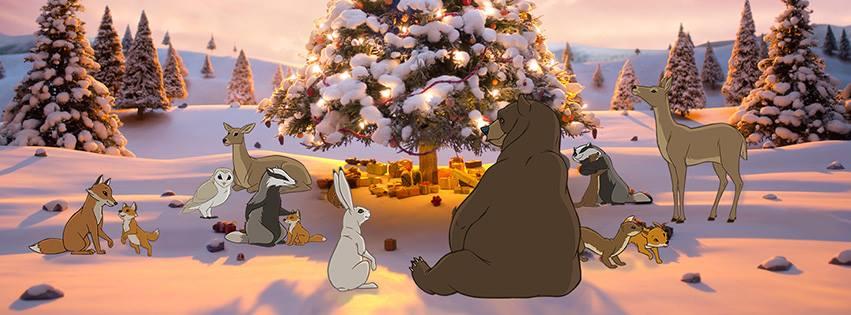 john lewis bear hare christmas story