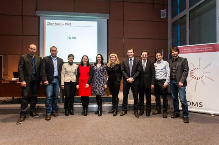 DMS novi upravni odbor 2014 2017