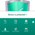 LG Nexus Kaspersky Internet Security 2014 Screenshot 4