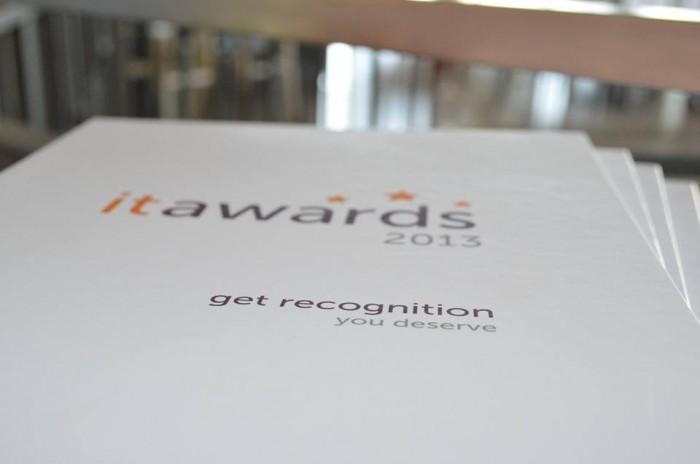 it awards 2013