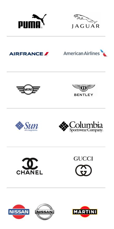 brandoctor primeri logotipa