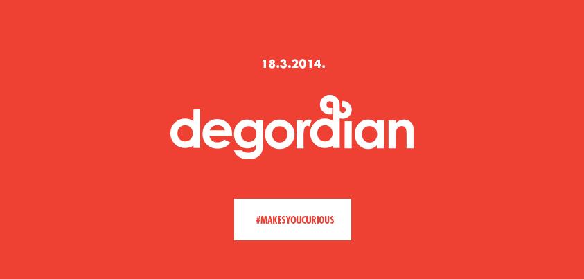 degordian cover