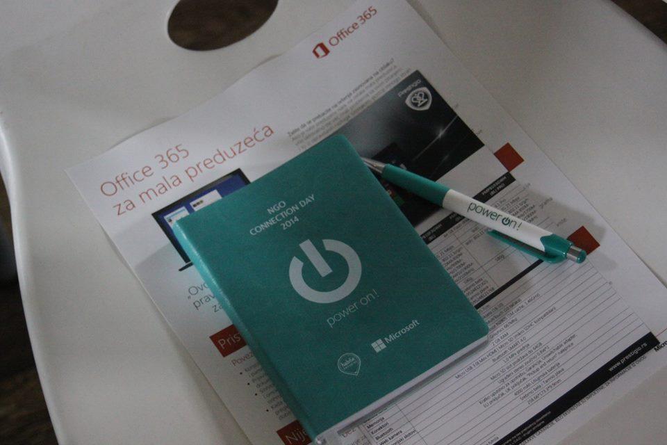 Besplatan softver nevladinim organizacijama iz cele Srbije - Microsoft hubche
