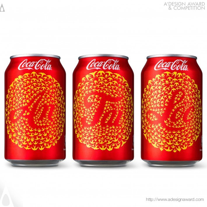 Coca-Cola Tet 2014 by Rice Creative