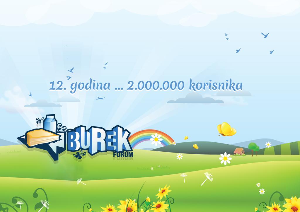 burek forum 12 godina 2 miliona korisnika