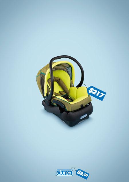 durex car seat