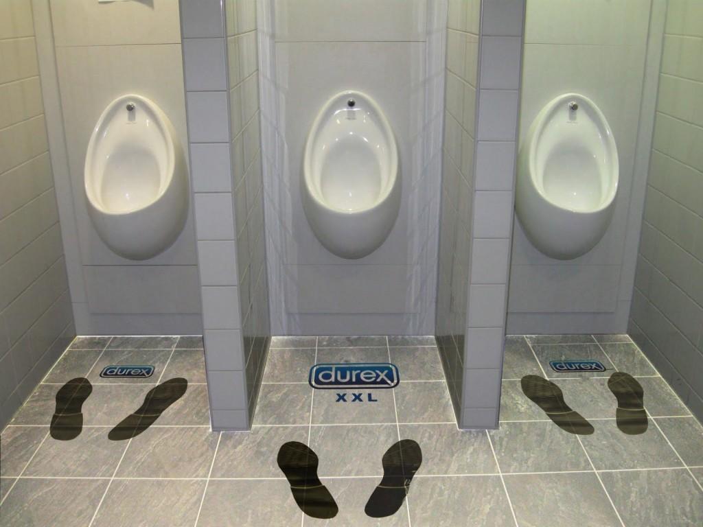 durex xxl toilet