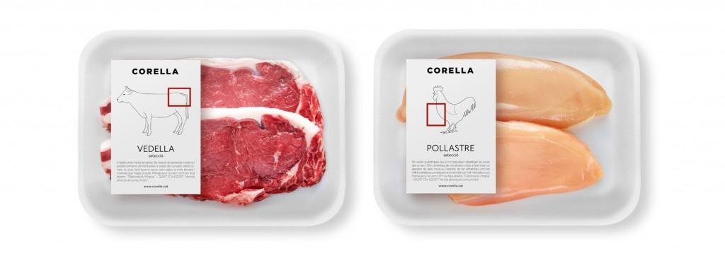 fauna corella meat packaging