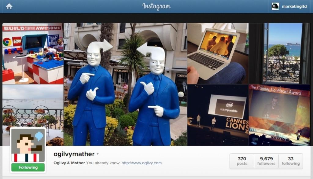 ogilvy instagram
