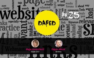 DaFED 25 @ Amfiteatar na SPENS-u  | Novi Sad | Vojvodina | Serbia