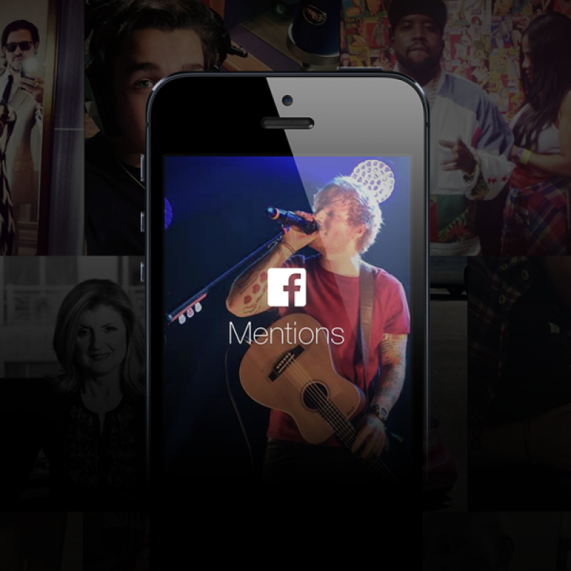 Facebook Mentions aplikacija: Postoje li poznati sa Android telefonima?
