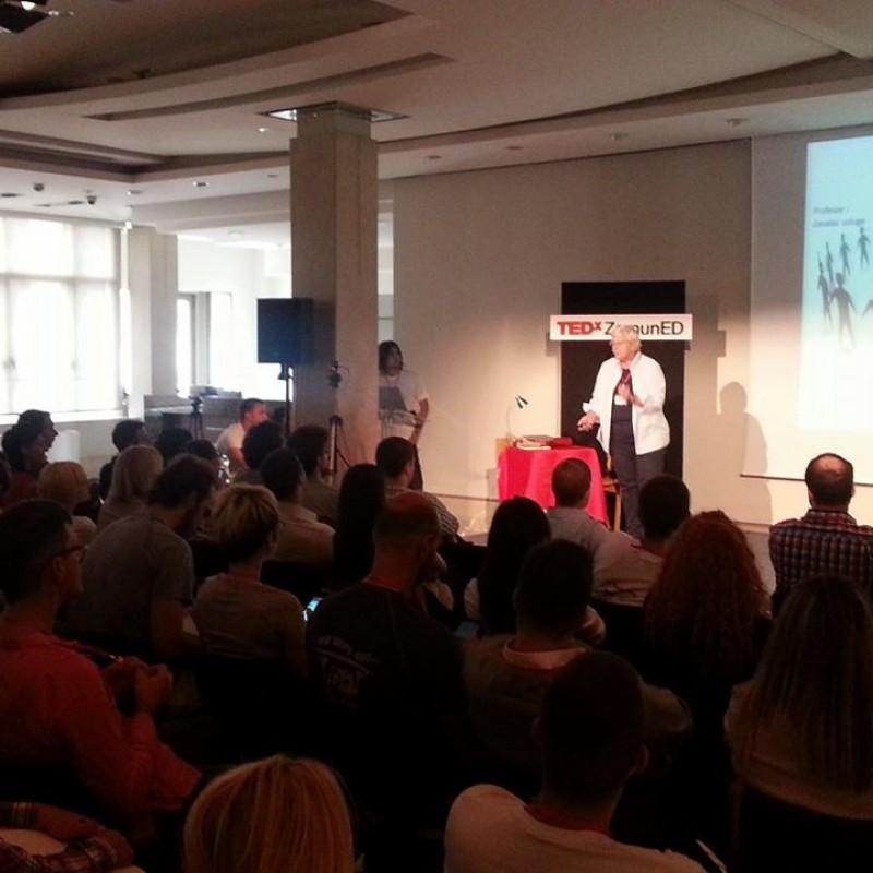 TEDxZemunED 2014: Ne žali se, već deluj i promeni!