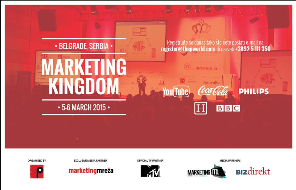 marketing kingdom 2015