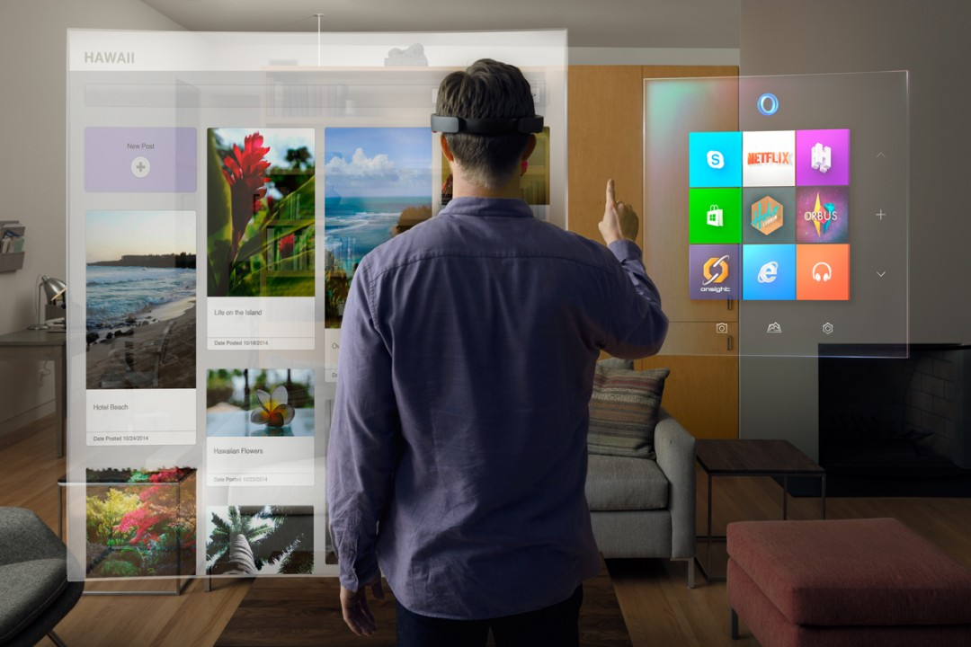 Windows 10 i hologramska budućnost