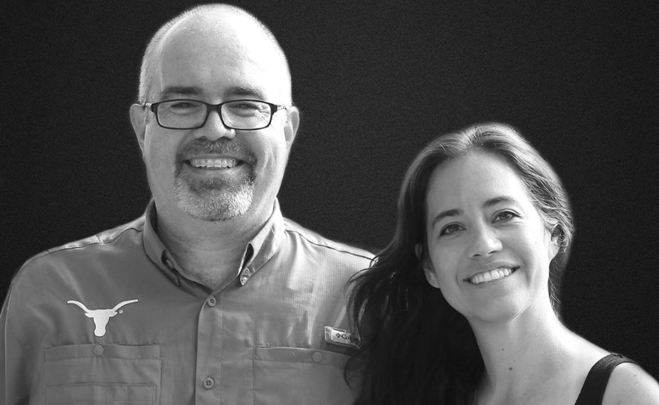 Jennifer Buxton and Jeffrey Buxton