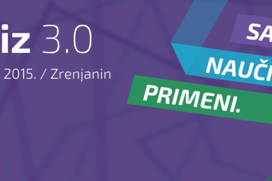 Počele prijave za Webiz 3.0