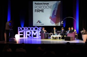 "2. Poslovni forum ""Porodične firme – stub razvoja ekonomije Srbije"" @ Hotel Crowne Plaza   Belgrade   Vojvodina   Serbia"