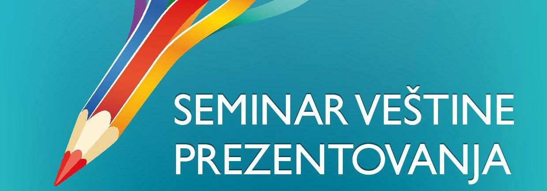 Seminar vestine represent