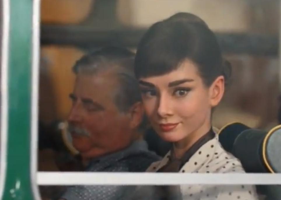 Audrey Hepburn Galaxy Chocolate