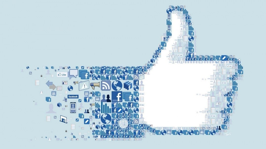 Facebook Like Logo Pictures HD Wallpaper
