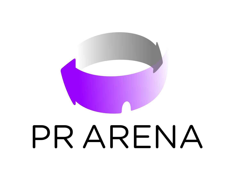 PR Arena logo