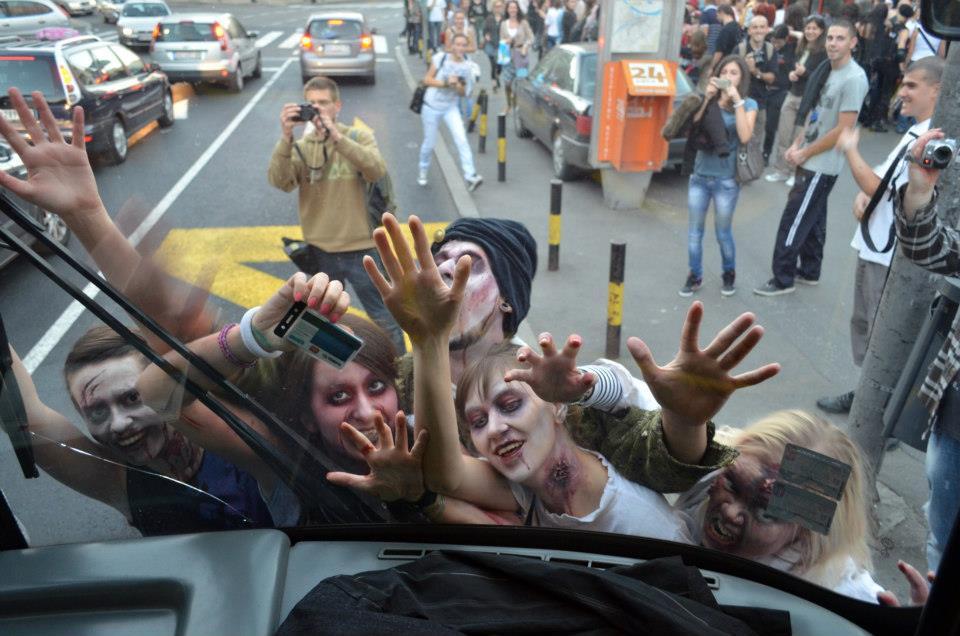 Zombie Walk Belgrade 2