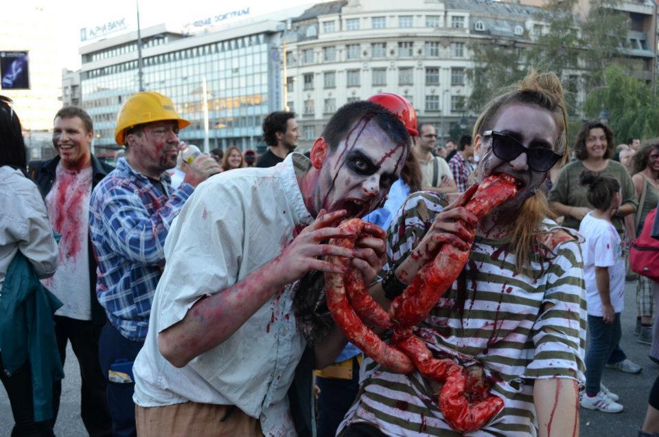 Zombie Walk Belgrade 3