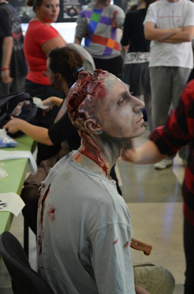 Zombie Walk Belgrade 4