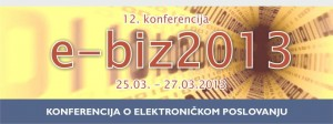 e-biz 2013 @ Kongresni centar Hypo Expo XXI