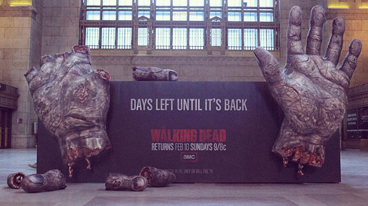 walking dead countdown