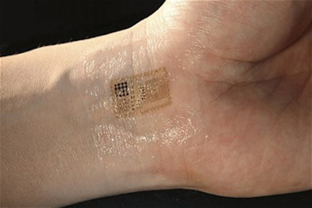 Electronic Tattoo pfsk